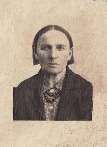 Anastazja Ostrowska z Kubatów (1871 Buk-1951Prandocin)c .Wojciecha i Antoniny z Mardziałów
