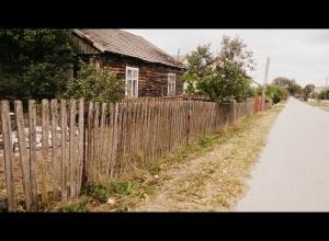 Okruchy przeszłości -dawne zabudowania we wsi Grabownica
