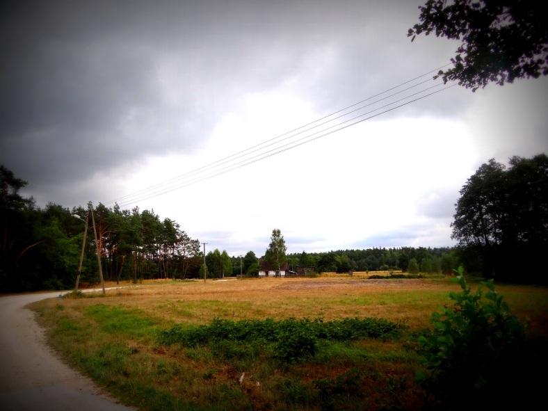 gospodarstwo gdzie zginął Wojciech Wawrzoła