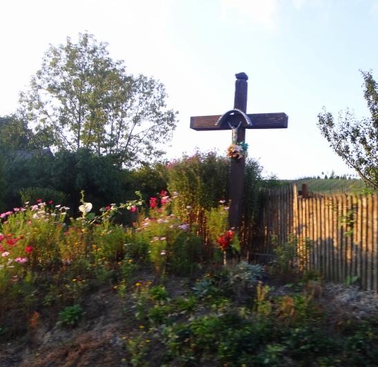 pamiątkowy krzyż