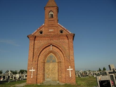 Cementarz parafialny w Jelonkach
