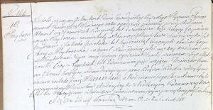 akt urodzenia nr 10 rok 1867 -Stanisłąw s. Franciszka i Ewy