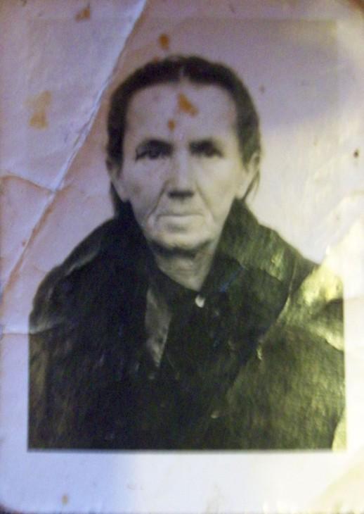 rok około 1940 Marianna z Obarzanków Majkowska