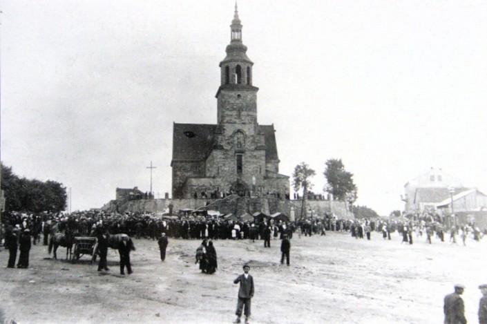 Kosciół w Łopusznie rok 1934.jpeg