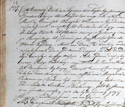 barczyńska marianna c francszka i rozali 1838 ur
