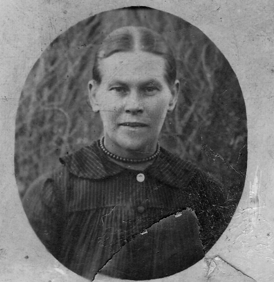 Franciszka Ozarowska z domu Bernat